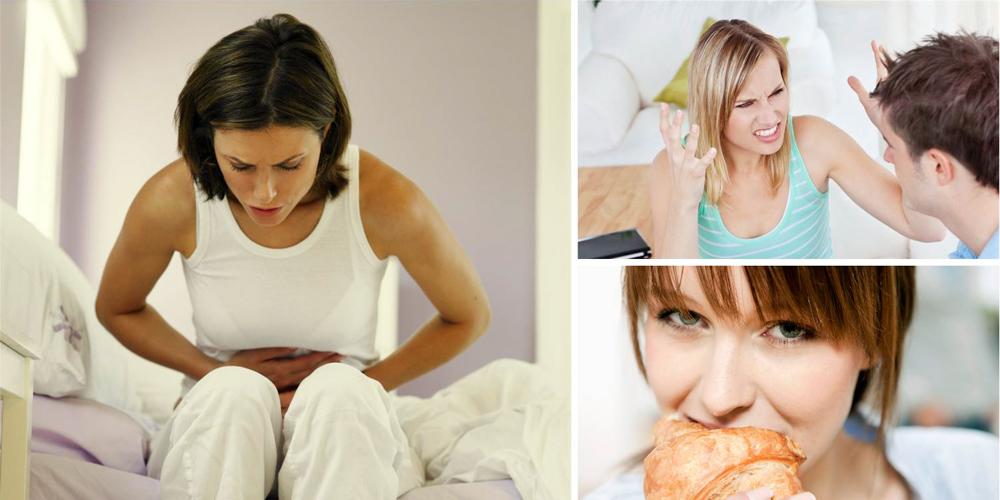 Предменструален синдром (ПМС)