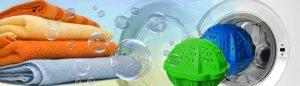 екосфери за безопасно пране