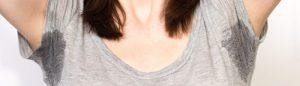 изпотяване и безвредни дезодоранти