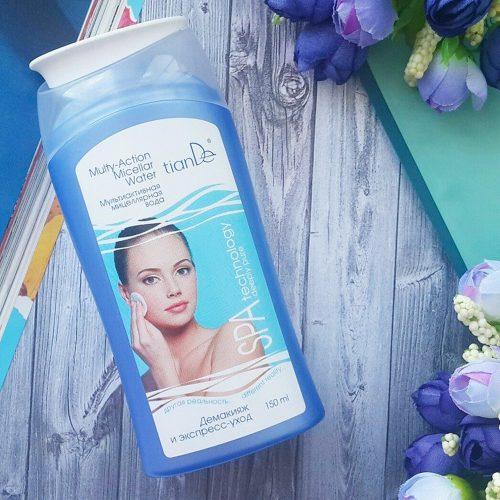 Мултиактивна мицеларна вода