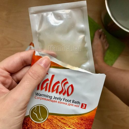 Затопляща вана за крака Talasso