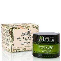 Крем за лице с бял чай Phyto code