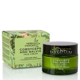 Крем за лице с кордицепс Phyto code