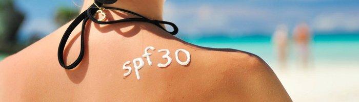 SPF защитен фактор и UV лъчения