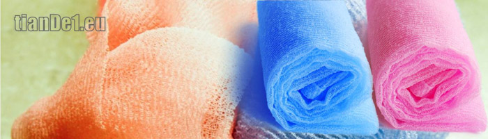 гъба-кърпа за тяло