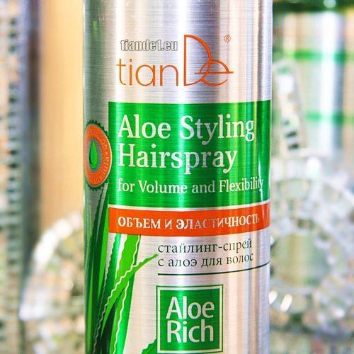 Стайлинг спрей за коса