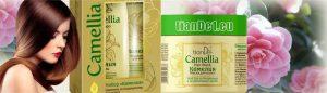 грижа за косата със серия Камелия