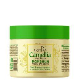 Маска за коса Камелия