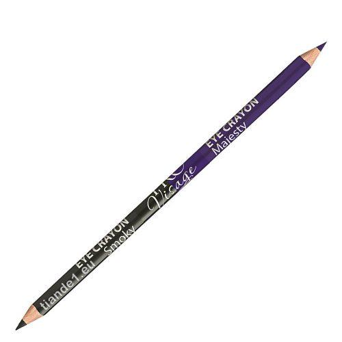 Двустранен молив за очи