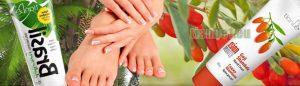 грижа за ръцете и краката