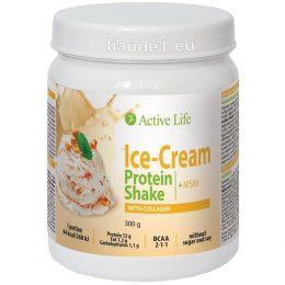 Протеинов шейк Сладолед