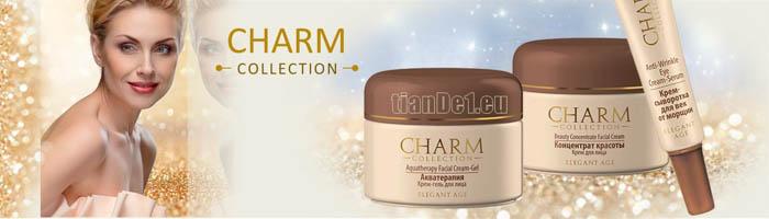 Антивъзрастова козметика Charm Collection