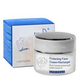 Регенериращ крем – HEV защита за лице